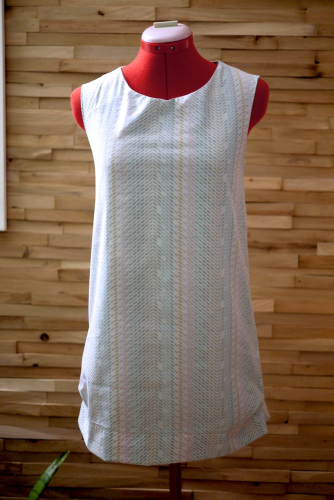 30 Dollar SALE Mod Dress/Tunic Sprinkles